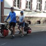 Das Tandem fährt weiter nach Hamburg